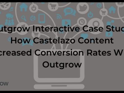 Outgrow Interactive Case Study: How Castelazo Content Increased Conversion Rates With Outgrow