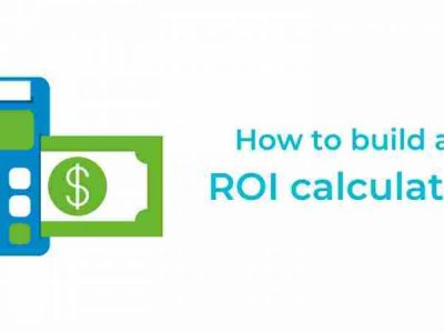 How to Build an ROI Calculator in Just 4 Easy Steps?