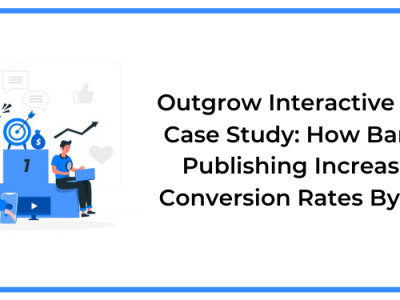 Outgrow Interactive Quiz Case Study: How Barões Publishing Increased Conversion Rates By 48%