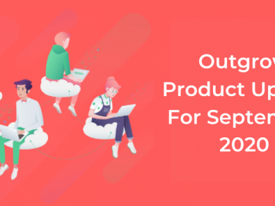 Outgrow Product Update For September 2020