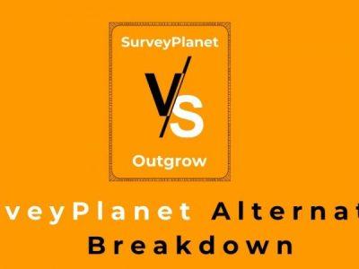 SurveyPlanet vs. Outgrow: A Detailed Review of SurveyPlanet Alternative