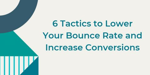 how to lower bounce rate
