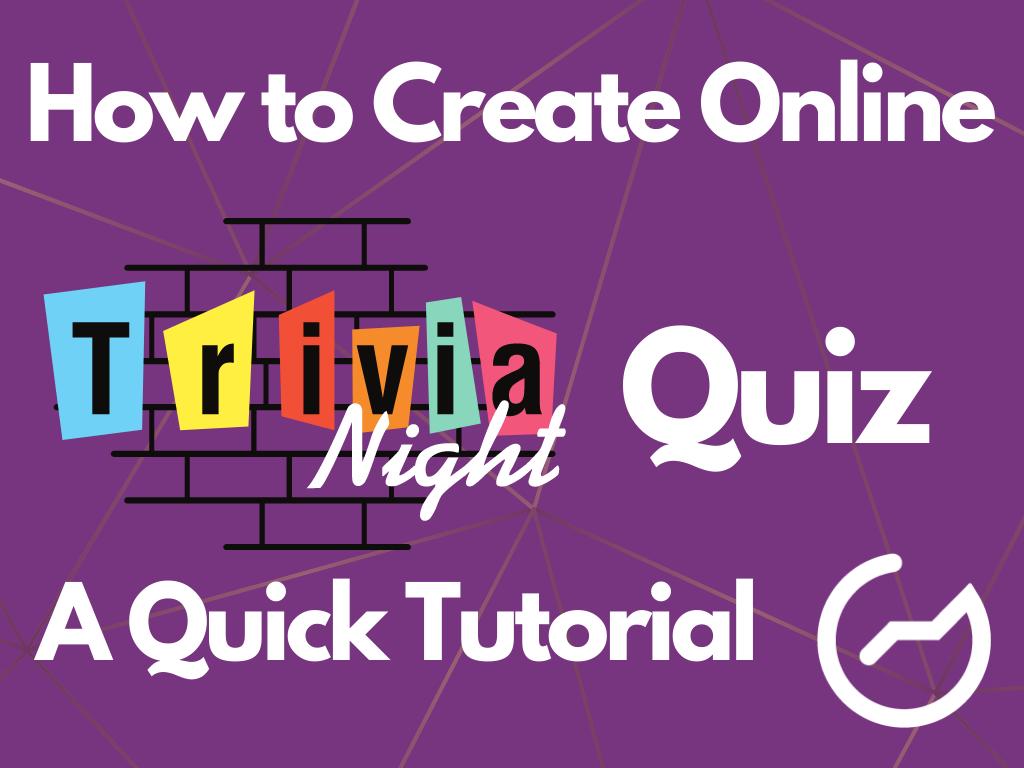 how to create online trivia quiz
