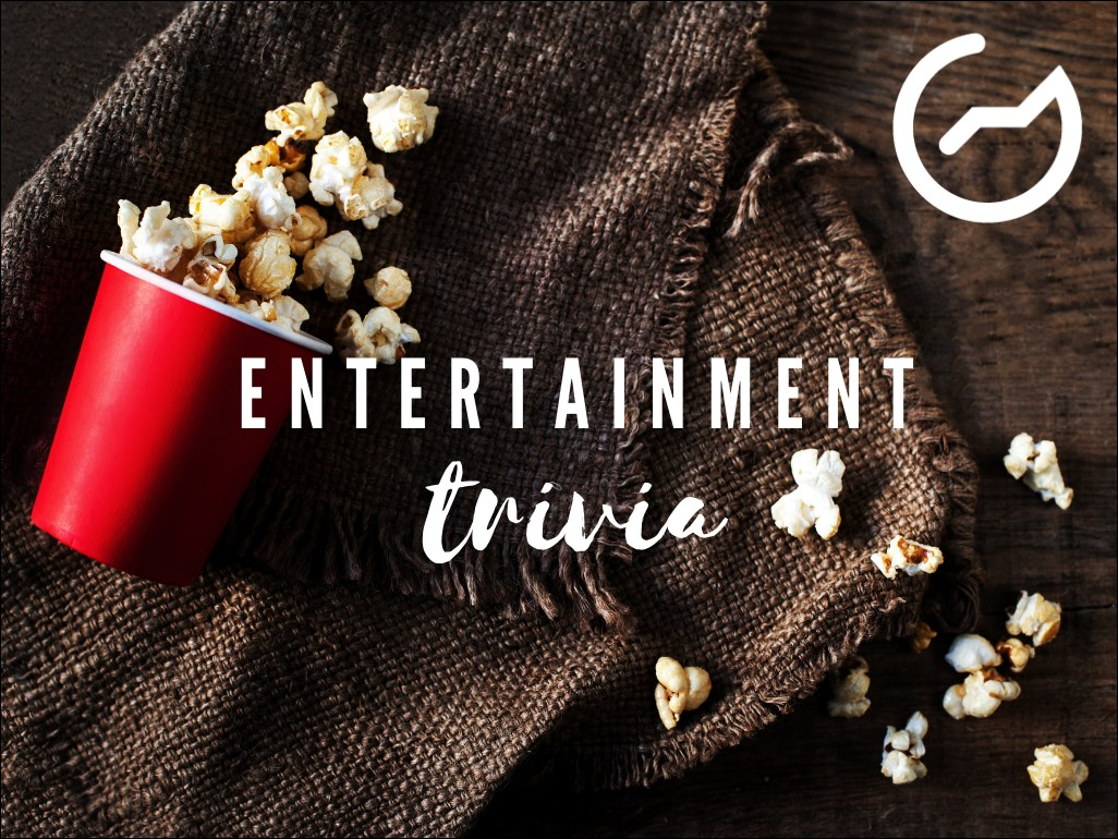 list of entertainment trivia questions